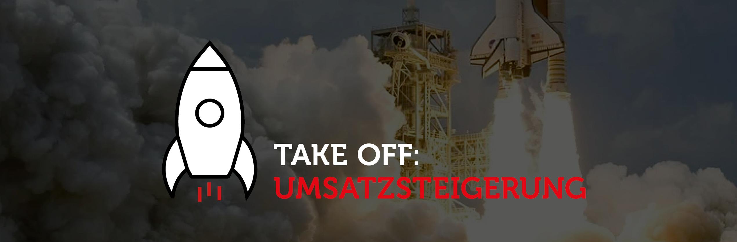 Blog Umsatzsteigerung Rakete