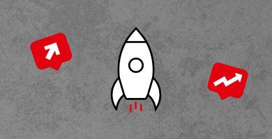 Blog Umsatzsteigerung Rakete Beitragsbild